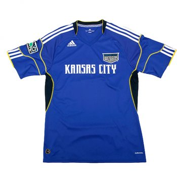 Adidas Sporting Kansas City 10/11 (H) S/S 028202