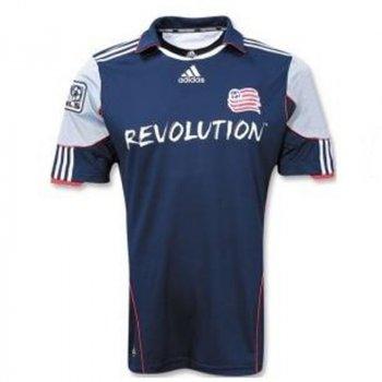 Adidas New England Revolution 11/12 (Home) S/S JSY
