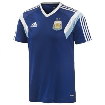 Adidas National Team 2014 Argentina Training S/S Jersey F88831