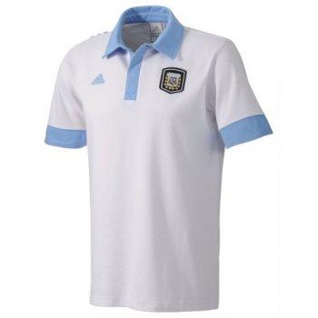 Adidas National Team 2013 Argentina Polo Tee Z21827
