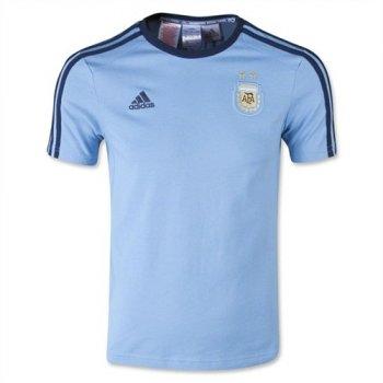 Adidas National Team 2015 Argentina Messi Tee BU/NVY AB1311