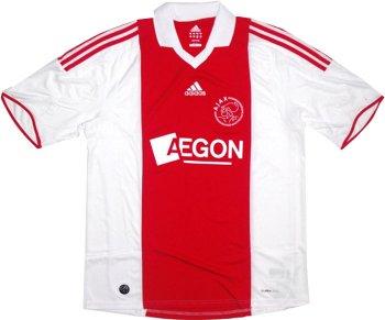Adidas Ajax 09/10 (H) S/S
