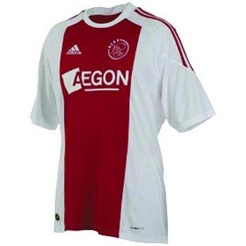 Adidas Ajax 10/11 (H) S/S