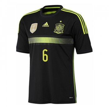 Adidas National Team 2014 World Cup Spain (A) S/S F39821 (no nameset)