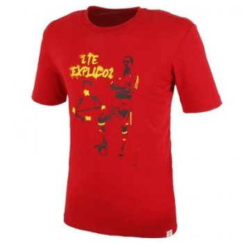 Adidas National Team 2014 Spain Tee G77812