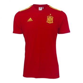 Adidas National Team 2016 Spain (H) Fans Shirt AA0849