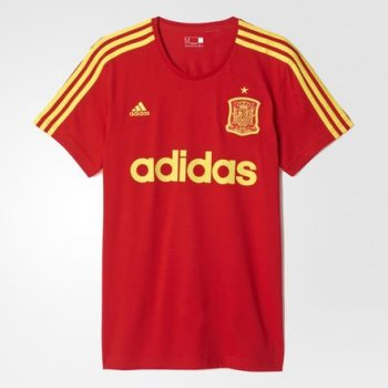 Adidas National Team 2016 Spain Graphic Tee AI4447