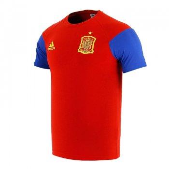 Adidas National Team 2016 Spain Tee Red AI4870