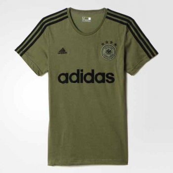 Adidas National Team 2016 Germany Graphic Tee Green AC6701