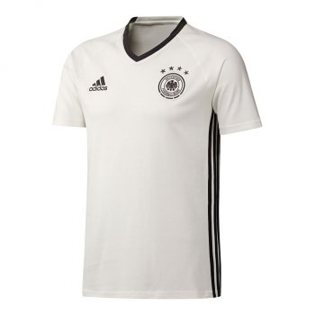 Adidas National Team 2016 Germany Tee White AC6536