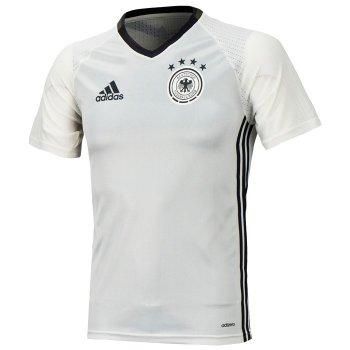 Adidas National Team 2016 Germany Training Jersey Whtie AC6545