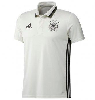 Adidas National Team 2016 Germany Polo White AC6519