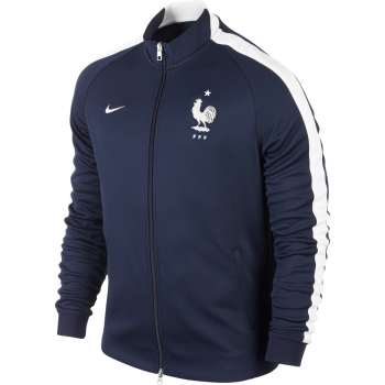 Nike National Team 2014 World Cup France N98 AUTH Jacket 589859-410