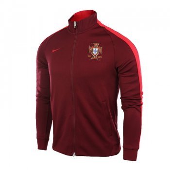 Nike National Team 2014 World Cup Portugal N98 AUTH Jacket 589861-677