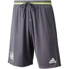 Adidas National Team 2016 Germany Training Shorts AC6553