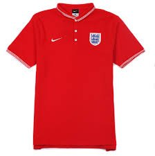 Nike National Team 2014 England Authentic Polo 614720-657