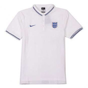 Nike National Team 2014 England Authentic Polo 614720-100