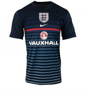 Nike National Team 2013 England Pre-Match S/S NVY 585378-452