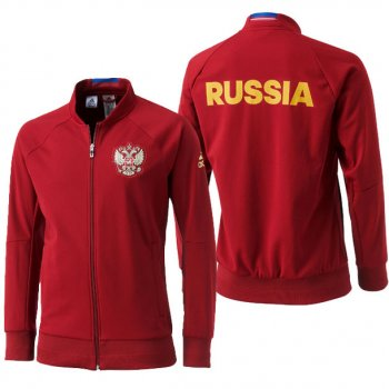 Addidas National Team 2016 Russia ANTH Jacket AI4489