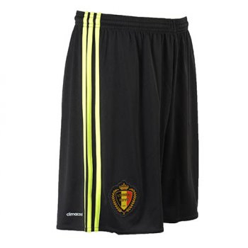 Adidas National Team Euro 2016 Belgium (H) Shorts AA8741