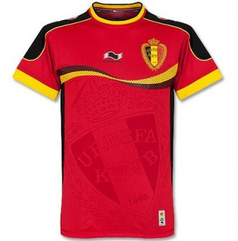 Burrda National Team 2013 Belgium (H) S/S