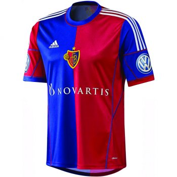 Adidas Basel 13/14 (H) S/S G70861