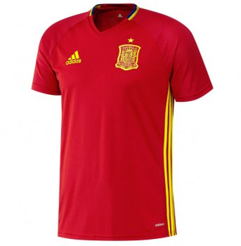 Adidas National Team 2016 Spain Training Jersey AI4850