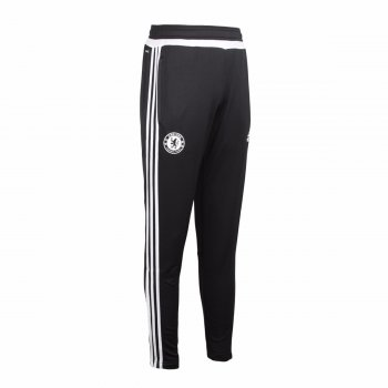 Adidas Chelsea 15/16 Training Pants BK/WHT AC2034