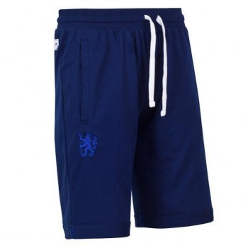 Adidas Chelsea 15/16 SF Sweater Shorts Blue M36330