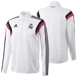 Adidas Real Madrid 14/15 Training Top WHT/BK/PK F84290