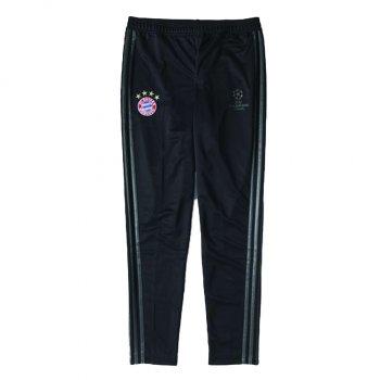 Adidas FC Bayern 14/15 UCL Training Pants BK/GY F49554