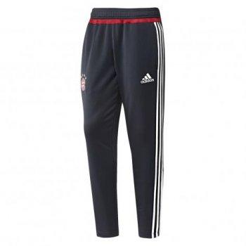 Adidas FC Bayern 15/16 Training Pants NVY/WHT AC2693