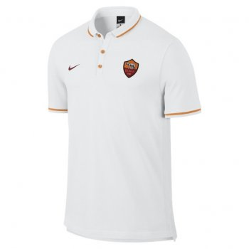 Nike AS Roma 15/16 Authentic GS Polo Shirt 694601-100