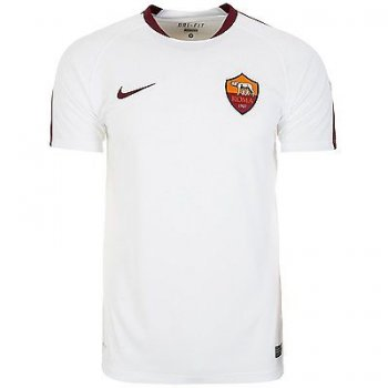 Nike  AS Roma 15/16 Training Shirt Whtie 688069-100