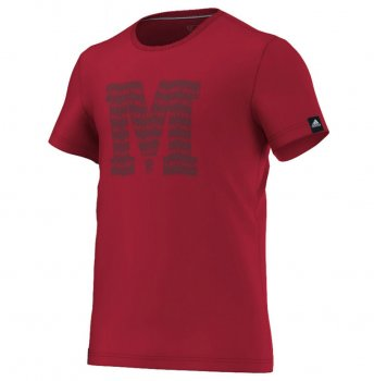 Adidas Manchester United 15/16 Graphic Tee AC1937