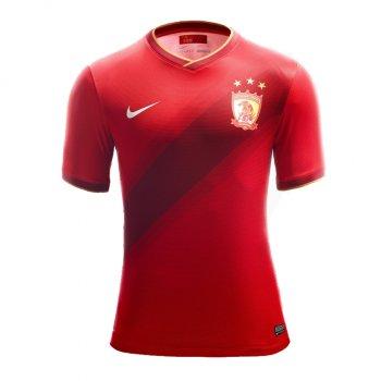 Nike Guangzhou Evergrande 廣州恒大 14/15 (H) S/S 628638-611