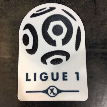 Ligue 1 10/11 Standard Badge