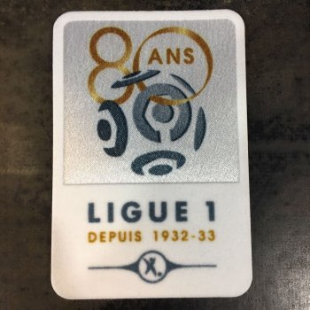 Ligue 1 12/13 Standard Badge