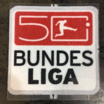Bundesliga 12/13 Standard Badge (50th Anniversary)