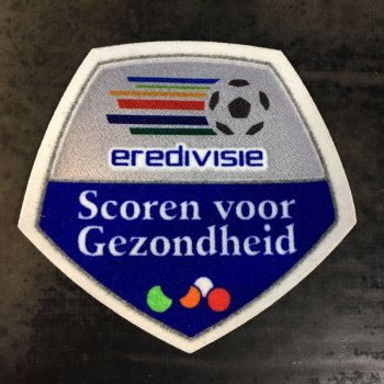 Eredivisie 10/11 Standard Badge