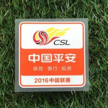 CSL 16/17 Badge