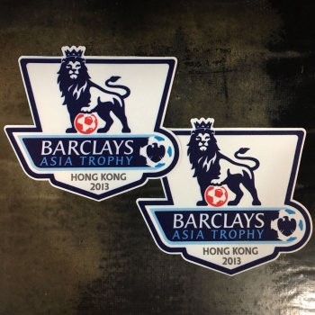 HK Barclays Premier League 2013 Standard Badge