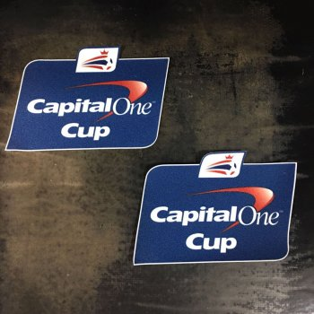 England Capital One Cup 2013 Badge