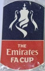 England Emirates FA CUP 2016-2019 Badge