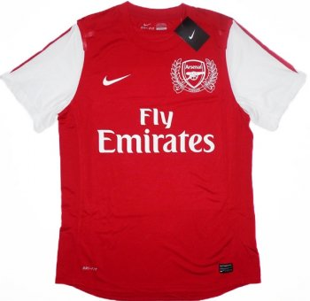 Nike Arsenal 11/12 (H) Player Issue Shirt S/S 426420-620