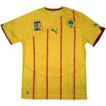 Puma National Team 2010 Cameroon (A) 736015-04