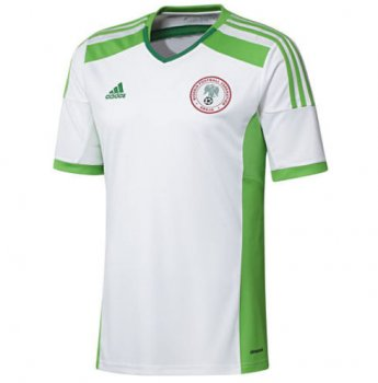 Adidas National Team 2014 World Cup Nigeria (A) S/S D83982