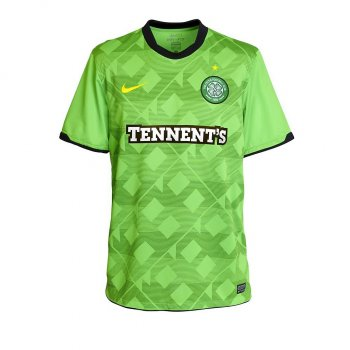 Nike Celtic 10/11 (A) S/S 381815