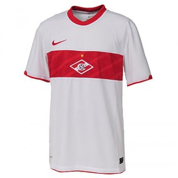 Nike Moscow Spartak 11/12 (H) S/S 405576-105