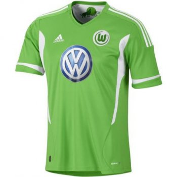Adidas Wolfsburg 11/12 (H) S/S U37579